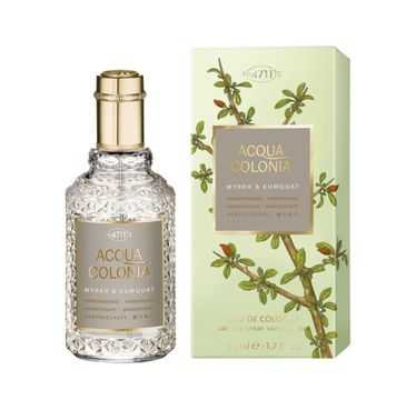 4711 Acqua Colonia Myrrh & Kumquat woda kolońska spray 50ml