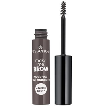Essence – Make Me Brow Eyebrow Gel Mascara żelowa maskara do brwi 04 Ashy Brows (3.8 ml)