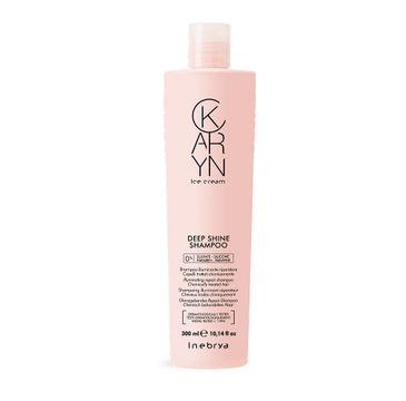 Inebrya Karyn Deep Shine Shampoo – szampon nabłyszczający włosy (300 ml)
