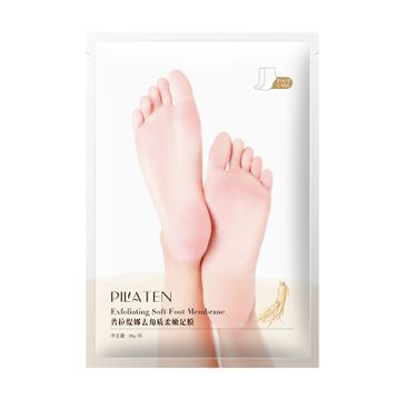 Pilaten – Exfoliating Soft Foot Membrane maska do stóp złuszczająca martwy naskórek (36 g)