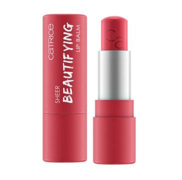 Catrice – Sheer Beautifying Lip Balm balsam do ust 030 Untold Story (4.5 g)