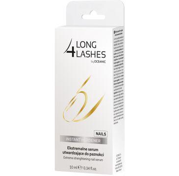 4 Long Lashes Nails Ekstremalne Serum utwardzające paznokcie 10 ml