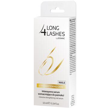 4 Long Lashes Nails Intensywne Serum wzmacniające do paznokci 10 ml