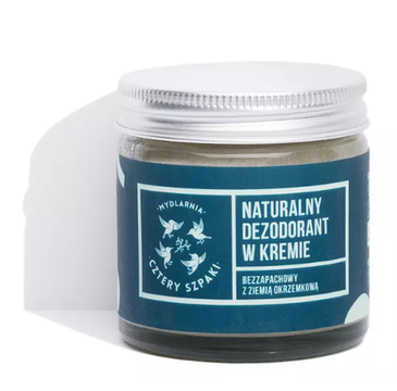 4 Szpaki – naturalny dezodorant w kremie (60ml)