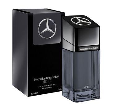 Mercedes-Benz Select Night woda perfumowana spray 100ml