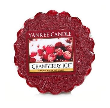 Yankee Candle – Wax wosk zapachowy Cranberry Ice (22 g)