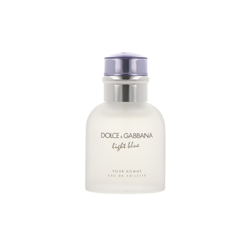 Dolce & Gabbana Light Blue Pour Homme (woda toaletowa spray 40 ml)