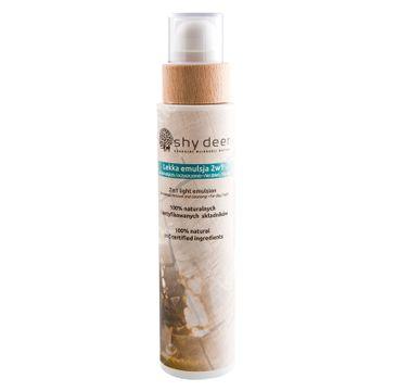 Shy Deer 2in1 Light Emulsion lekka emulsja 2w1 do demakijażu i oczyszczania 200ml