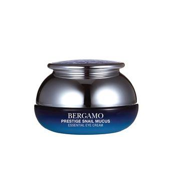 Bergamo Prestige Snail Mucus Essential Eye Cream – krem pod oczy ze śluzem ślimaka (30 ml)