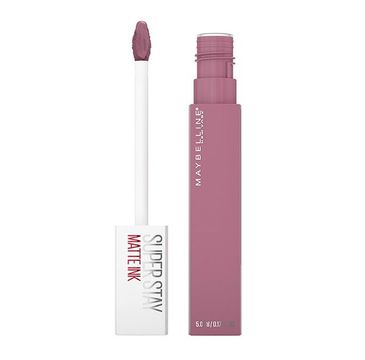 Maybelline – Super Stay Matte Ink pomadka do ust w płynie 180 Revolutionary (5 ml)