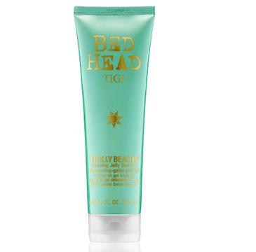 Tigi Bed Head Totaly Beachin Cleansing Jelly Shampoo – szampon oczyszczający do włosów narażonych na szkodliwe działanie promieni słonecznych (250 ml)