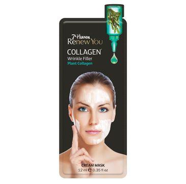 7th Heaven – Maseczka kolagenowa do twarzy przeciw starzeniu się skóry (12 ml)