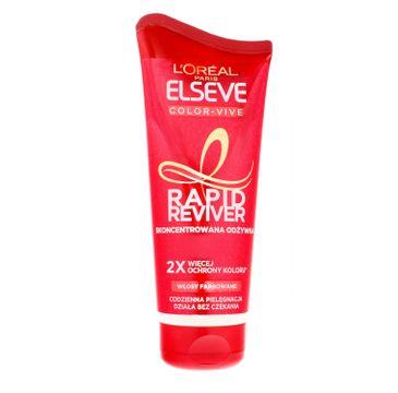 L'oreal Elseve Color-Vive Rapid Reviver - odżywka do włosów farbowanych (180 ml)