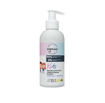4organic Kids naturalny żel do mycia i higieny intymnej dla dzieci (200 ml)