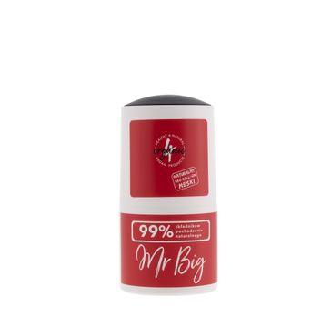 4organic Mr Big naturalny dezodorant w kulce dla mężczyzn (50 ml)