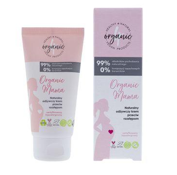 4organic Organic Mama naturalny odżywczy krem przeciw rozstępom (50 ml)
