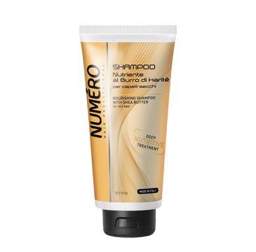 Numero – Odżywiający szampon z masłem shea (300 ml)