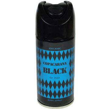 Jean Marc Copacabana Black For Men dezodorant w sprayu 150ml