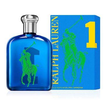 Ralph Lauren – Big Pony Blue 1 woda toaletowa spray (100 ml)