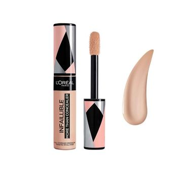 L'Oreal Paris Infallible More Than Concealer – korektor do twarzy i pod oczy nr 325 Bisque (11 ml)