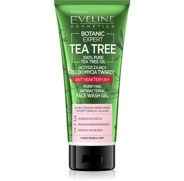 Eveline – Botanic Expert TEA TREE  żel do mycia twarzy (175 ml)