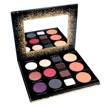 Vollare Cosmetic Beauty Palette All In One MakeUp – paleta do makijażu (23 g)