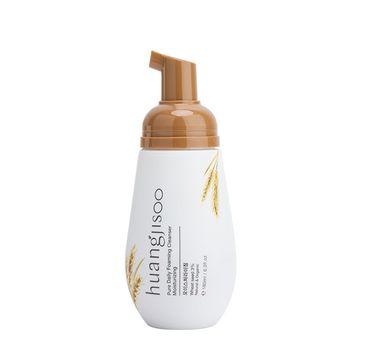 Huangjisoo Pure Daily Foaming Cleanser Moisturizing – nawilżająca pianka do mycia twarzy (180 ml)