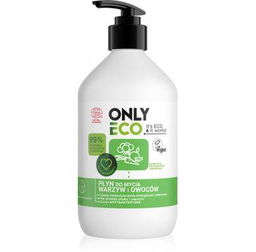OnlyEco – Płyn do mycia warzyw i owoców (500 ml)