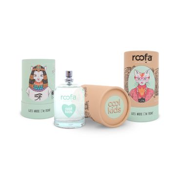 Roofa Cool Kids Egypt Girl woda toaletowa spray 100ml