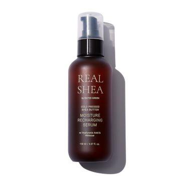 Rated Green – Silnie nawilżające serum do włosów Real Shea (150 ml)