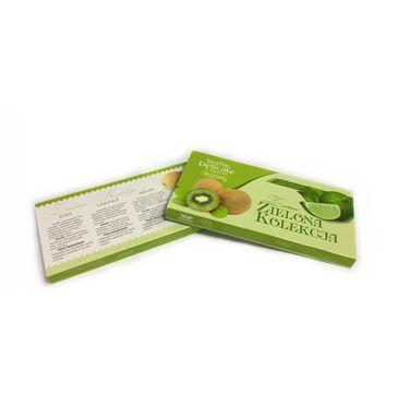 Delicate Organic Zielona Kolekcja zestaw 3 mydełek 150g