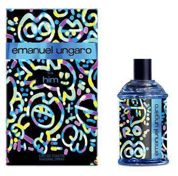 Emanuel Ungaro – Mastige For Him woda toaletowa spray (50 ml)