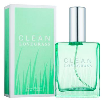 Clean LoveGrass woda perfumowana spray 60ml
