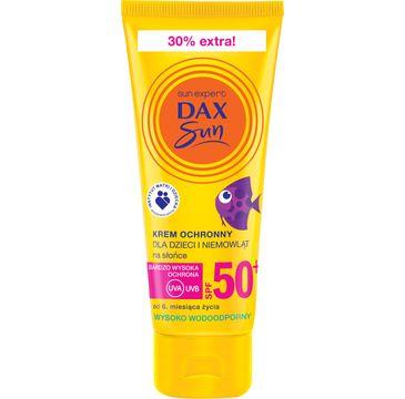 Dax Sun krem ochronny dla dzieci i niemowląt SPF 50+ (75 ml)