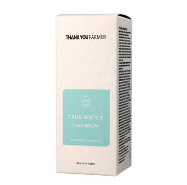 Thank You Farmer True Water – serum do twarzy (60 ml)