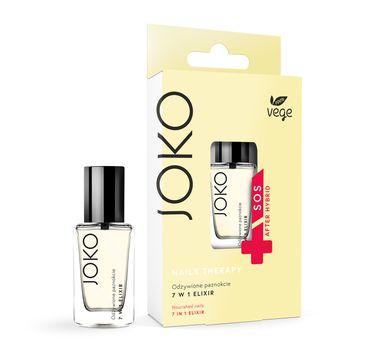Joko – Nails Therapy odżywka do paznokci 7w1 Elixir (11 ml)