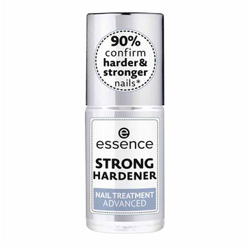 Essence – Strong Hardener Nail Treatment wzmacniająca odżywka do utwardzania paznokci (8 ml)