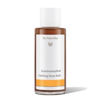 Dr. Hauschka Clarifying Steam Bath – oczyszczająca kąpiel parowa do twarzy (100 ml)