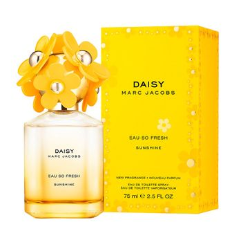Marc Jacobs Daisy Eau So Fresh Sunshine – woda toaletowa spray (75 ml)