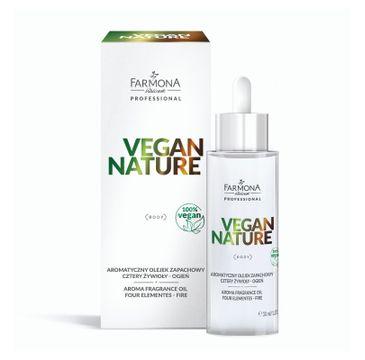 Farmona Professional – Vegan Nature aromatyczny olejek zapachowy Cztery Żywioły - Ogień 30ml