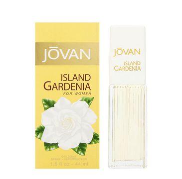 Jovan – Island Gardenia For Women woda kolońska spray (44 ml)