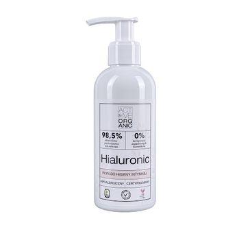Active – Organic Hialuronic płyn do higieny intymnej (200 ml)