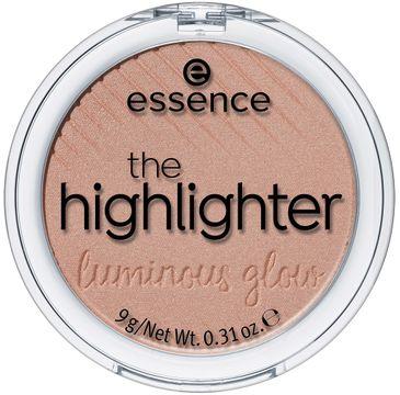 Essence – The Highlighter rozświetlacz do twarzy 01 Mesmerizing (9 g)