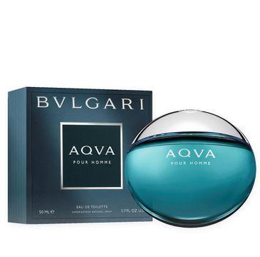 Bvlgari Aqva Pour Homme woda toaletowa spray 50ml