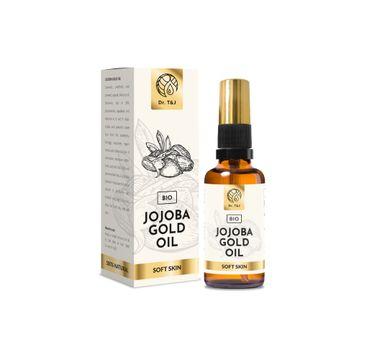 Dr. T&J Jojoba Gold Oil naturalny olej jojoba BIO (50 ml)