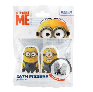 Corsair – Despicable Me Minion Bath Fizzers kostki do kąpieli (2 x 18 g)
