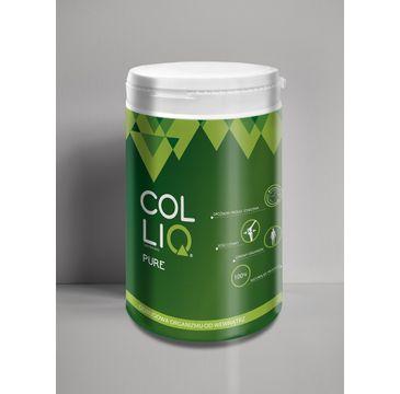 COLLIQ – Pure odbudowa organizmu od wewnątrz suplement diety Kolagen w proszku (450 g)