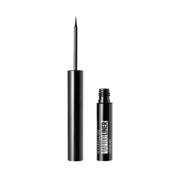 Maybelline – Tattoo Liner Liquid eyeliner w płynie 710 Ink Black Noir (2.5 ml)