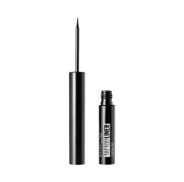 Maybelline – Tattoo Liner Liquid eyeliner w płynie 710 Ink Black Noir (2.5 ml)