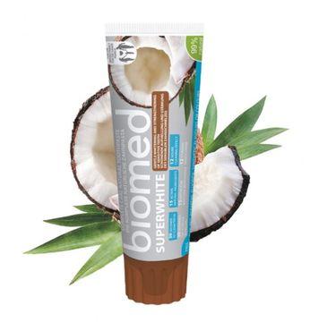 Biomed Superwhite Toothpaste wybielająca pasta do zębów 100g